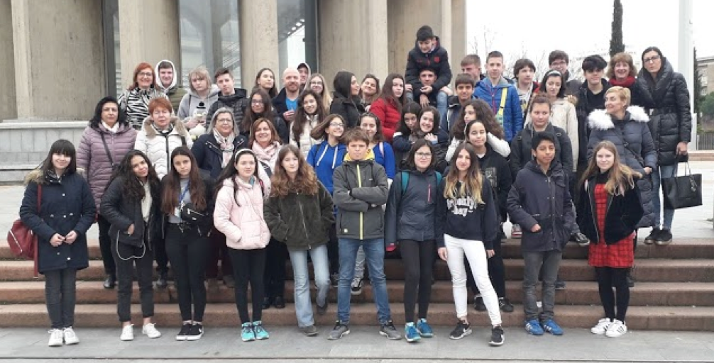 Erasmus madrid 2020
